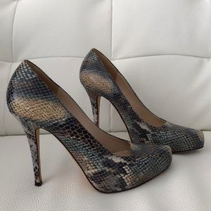 Escada Woven Embroidered Pumps sale how much free shipping 2014 cheap footlocker pictures sale recommend MFQ86o